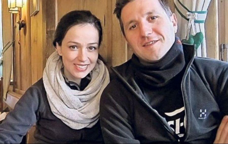 Andi Moisescu are COVID-19. Prima reacție a soției sale, Olivia Steer
