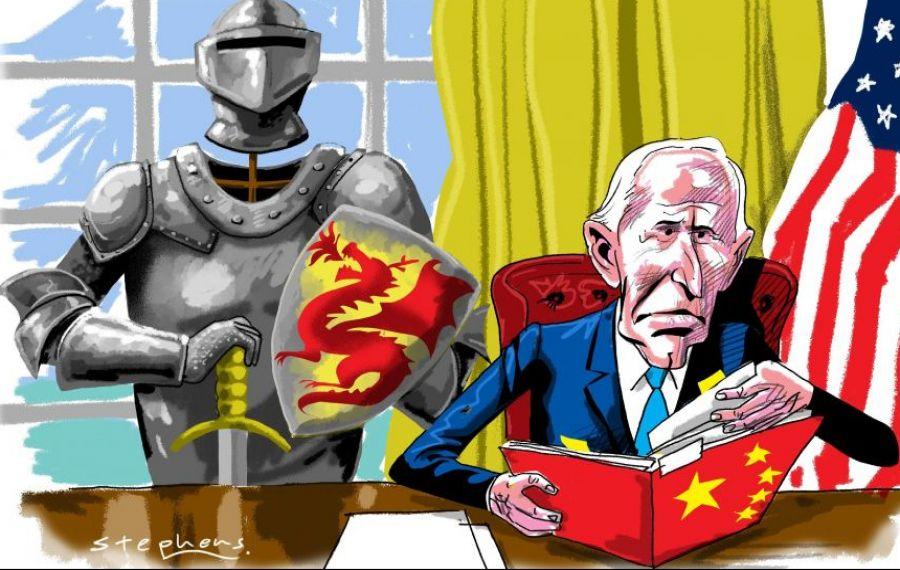 """Presa oficială chineză: """"Cu Biden, China are patru ani să-și refacă imaginea de putere plăcută și de încredere. Trebuie să profite de moment!"""""""
