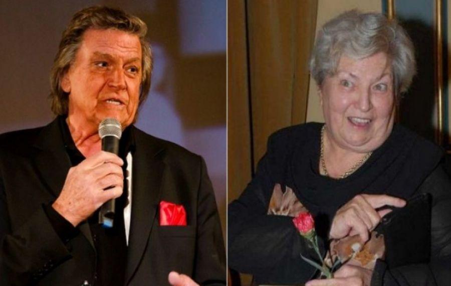 Mesaj sfâșietor al lui Florin Piersic în memoria celei care a fost Draga Olteanu Matei