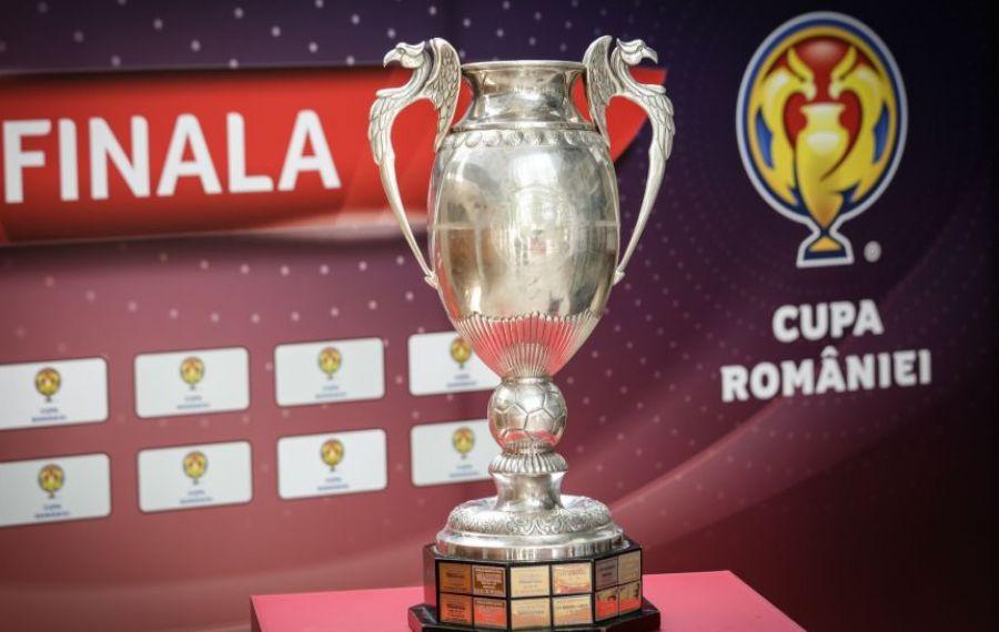 Regula COVID se aplică în Cupa României. PROGRAMUL 16-imilor de finală