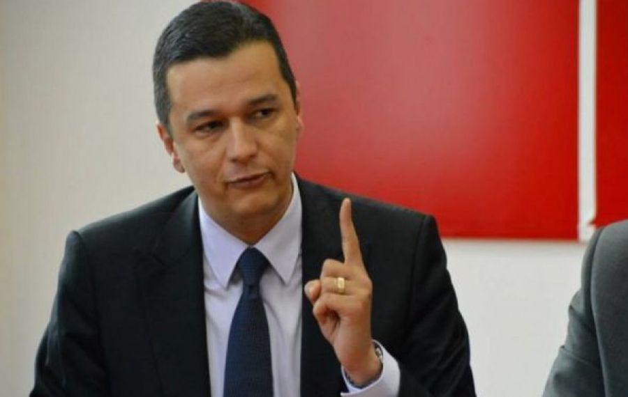 """Sorin Grindeanu îl SOMEAZĂ pe ministrul Finanțelor: """"Cîțu, unde sunt BANII împrumutați?"""""""