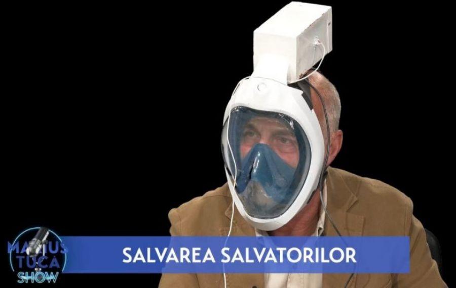 INOVAȚIE românească: Un inginer a inventat un APARAT de respirat care ucide virușii