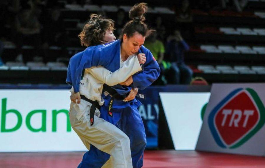 Andreea Chițu, MEDALIE de ARGINT la Campionatul European de judo