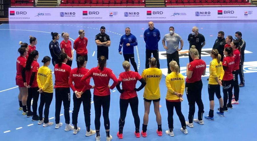 Promisiune inedită a selecționerului Burcea înainte de Campionatul European