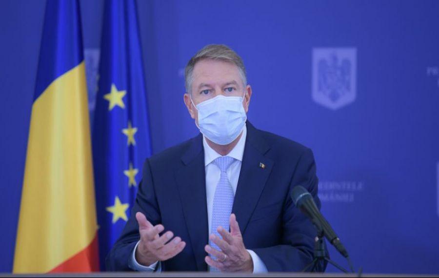 """Klaus Iohannis răspunde criticilor PSD: """"Nu pot rămâne MUT"""""""