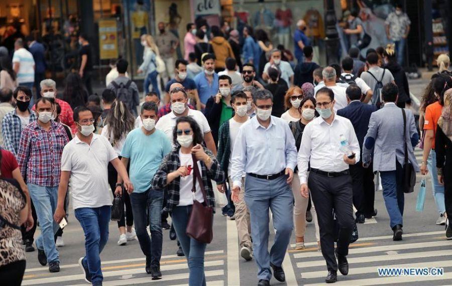 Turcia impune măsuri dure de RESTRICȚIE în pandemie