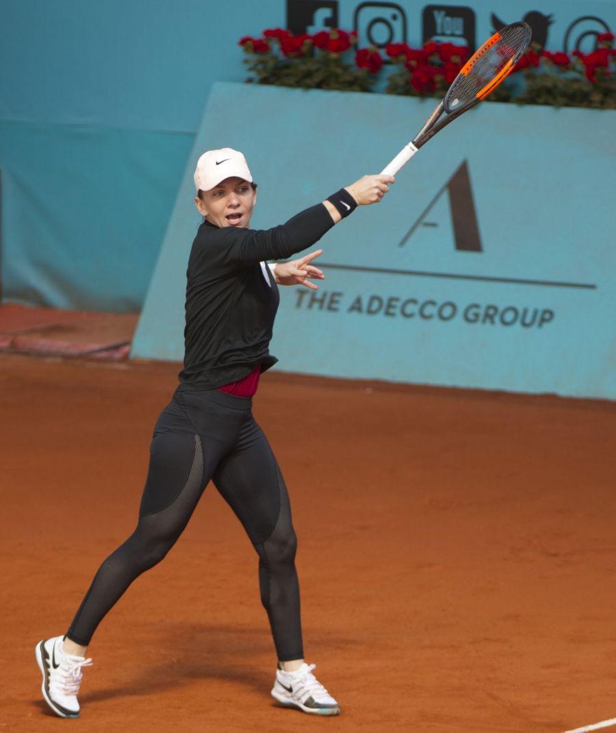 Simona Halep și-a luat preparatorul fizic dat afară de Gigi Becali de la FCSB