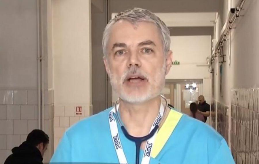 """Dr. Mihai Craiu avertizează: """"Antibioticele NU se prescriu în cadrul infecției COVID-19"""""""