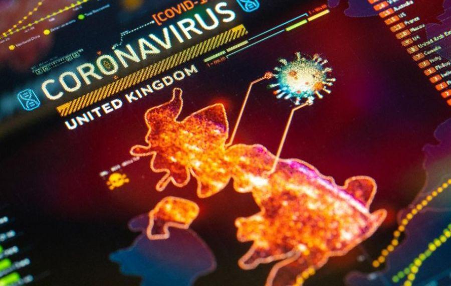 Aproape 55.000 de infectări cu Covid în ultimele 24 de ore în Marea Britanie. Bilanțul deceselor a depășit 75.000
