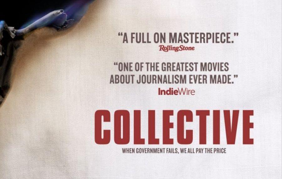 """Documentarul """"COLECTIV"""", desemnat de criticii de film din SUA drept """"cel mai bun film străin"""""""