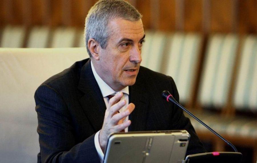 DNA solicită președintelui Iohannis încuviințarea urmăririi penale pentru C. P. Tăriceanu, acuzat de luare de mită pe vreme când era premier