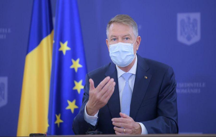 """Președintele Klaus Iohannis a anunțat când se va VACCINA anti-COVID: """"E nevoie să punem capăt pandemiei"""""""