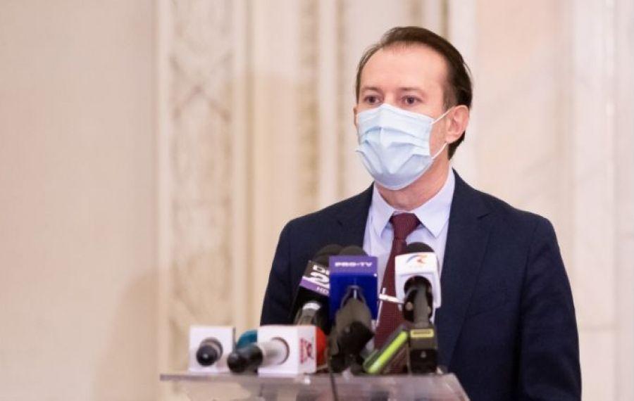 Florin Cîțu se vaccinează sâmbătă anti-Covid. Spitalul ales de premier