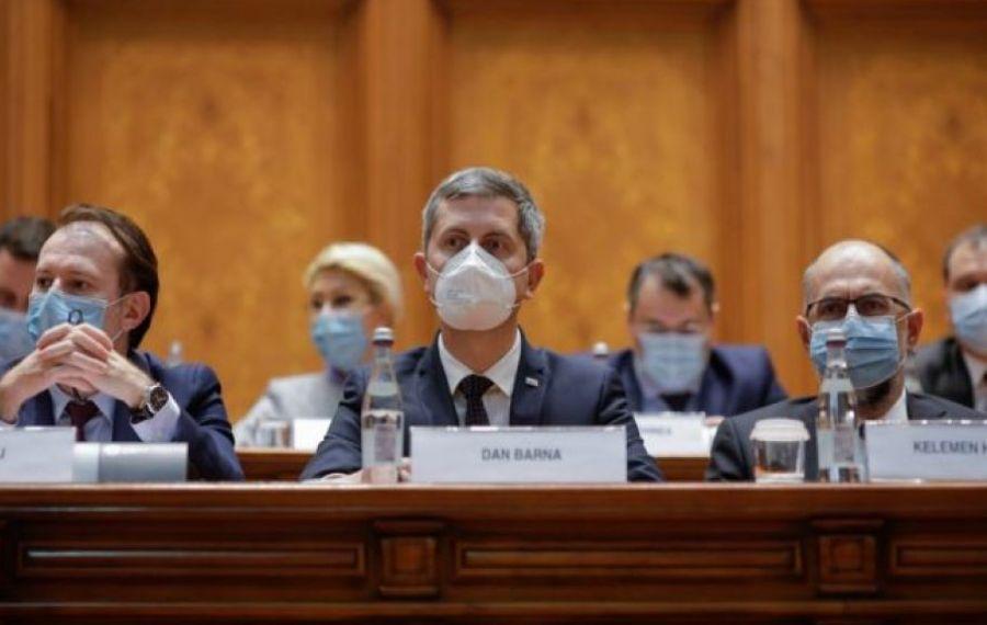 E oficial: Ce ATRIBUȚII vor avea Dan Barna și Kelemen Hunor în Guvernul Cîțu