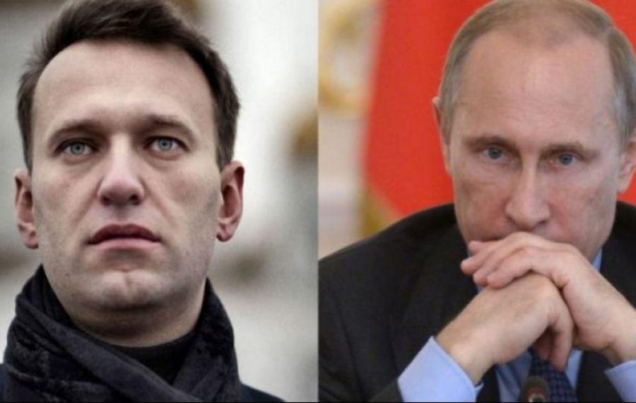 """Putin nu ține cont de solicitările Occidentului în cazul Navalnîi: """"Este o afacere INTERNĂ a Rusiei"""""""