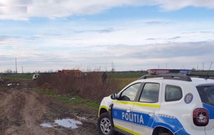 Cine este bărbatul găsit CARBONIZAT în maşina de pe câmp, la Timişoara