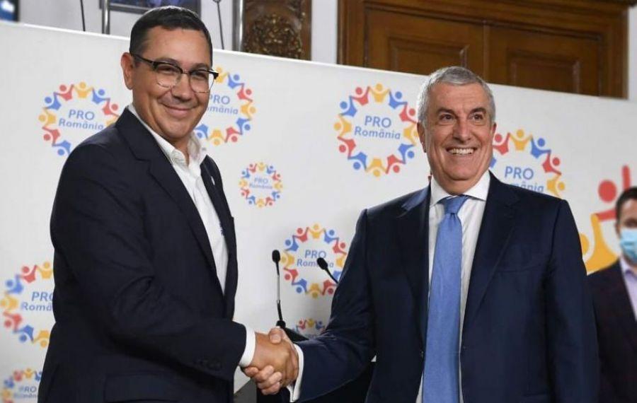Pro România și ALDE au luat decizia RADICALĂ