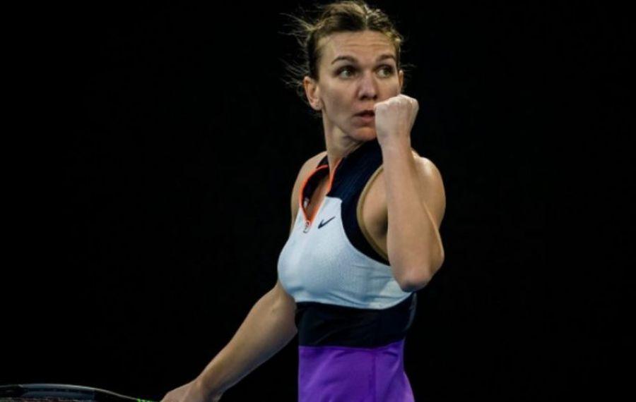 Simona HALEP, calificată în sferturile de finală ale Australian Open: 3-6, 6-1, 6-4, cu poloneza Iga SWIATEK