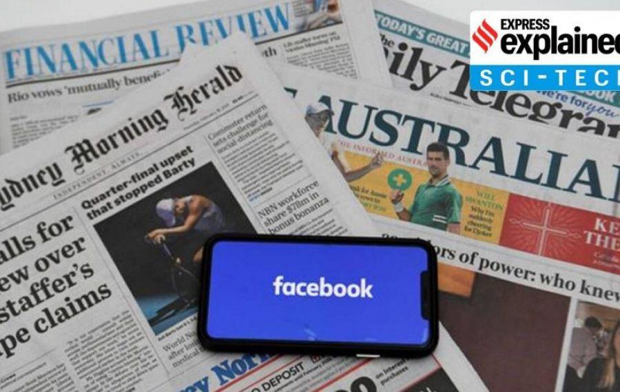 Facebook a BLOCAT distribuirea știrilor în Australia