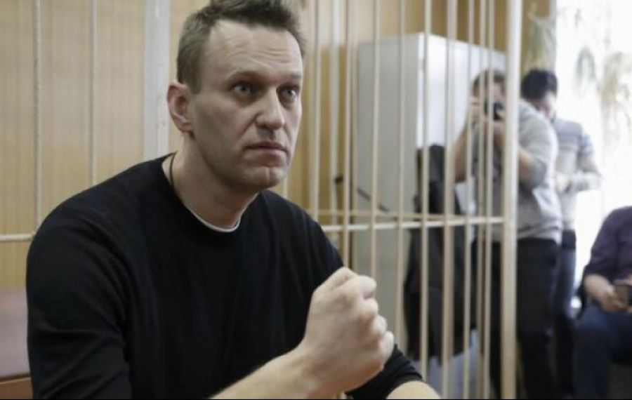 Aleksei Navalnîi primește o nouă CONDAMNARE în instanță