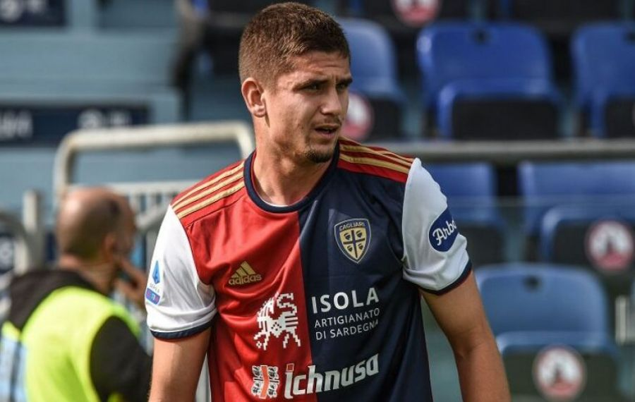 Probleme pentru Răzvan Marin la Cagliari