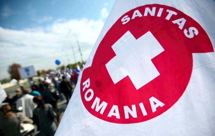 Un nou protest în București: Cadrele medicale ies în stradă din cauza bugetului făcut de Guvernul Cîțu