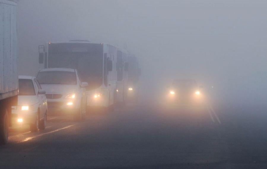 ANM, Alertă Meteo: Cod Galben de ceață și polei în mai multe județe