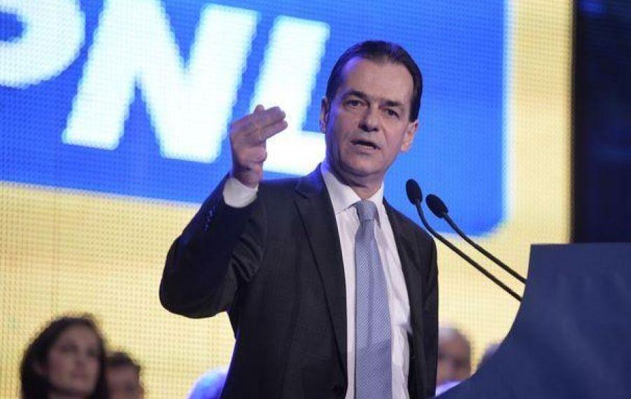 Ludovic Orban dă VINA pe PSD pentru situația minerilor din Valea Jiului