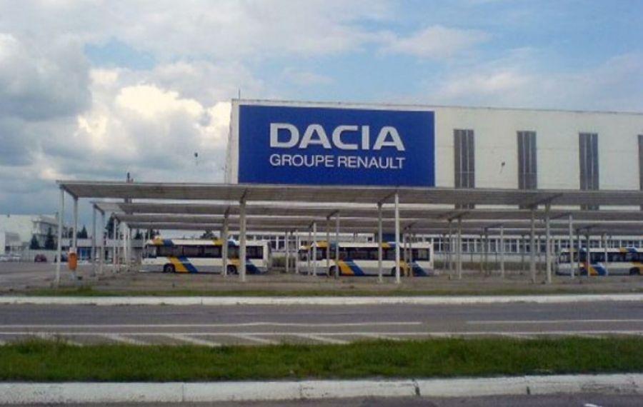 Probleme majore pentru Dacia: În martie vor fi două zile fără producție, care va duce la pierderi de aproximativ 100 milioane euro