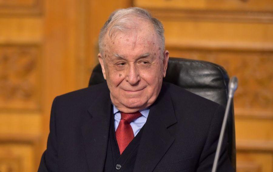 Ion Iliescu, INTERVIU la 91 de ani. Cum vede fostul președinte actuala clasă politică