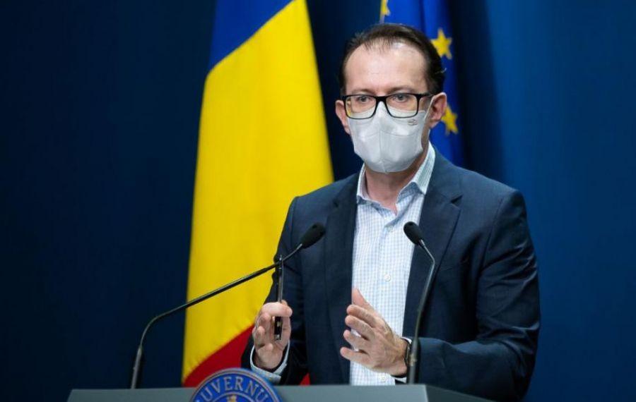 """Premierul Cîțu, NEMULȚUMIT de nerespectarea regulilor în pandemie: """"Depinde de fiecare cetățean!"""""""