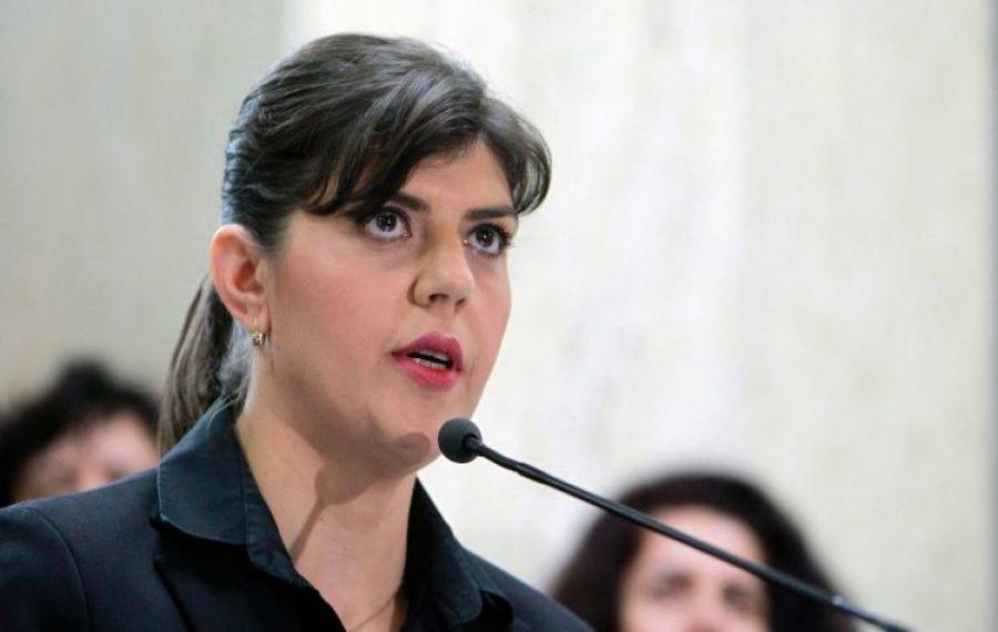 Laura Codruța Kovesi a respins șapte candidați bulgari pentru posturile de procurori europeni delegaţi