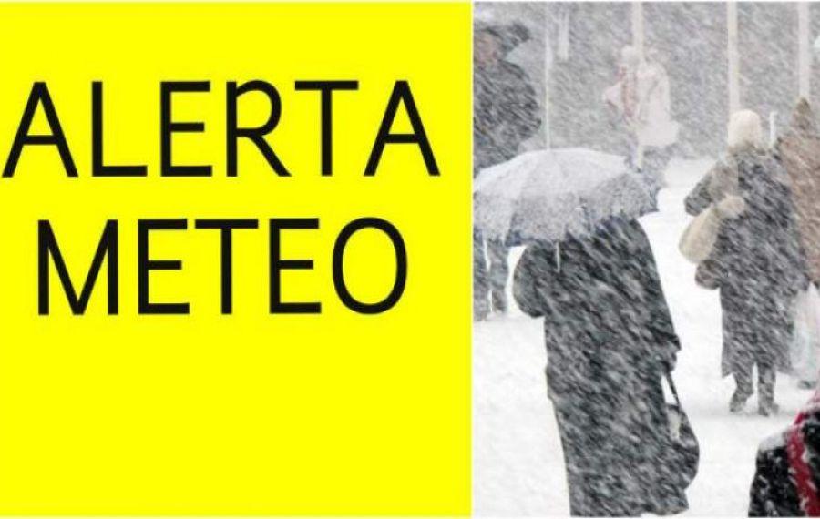 ANM, Alertă Meteo: Vremea rea lovește Bucureștiul: Se anunță lapoviță și ninsoare pentru weekend
