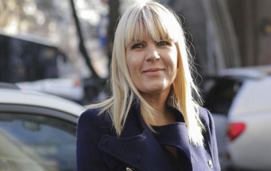 Elena Udrea promite că nu va fugi din România: Am un copil, vreau să îl cresc în libertate