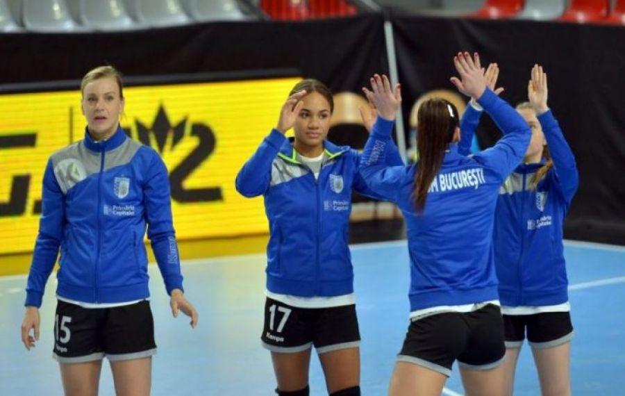 CSM București are antrenor. A semnat pe doi ani