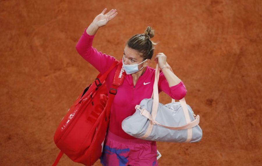Vești triste de la Miami Open: Simona Halep se RETRAGE din competiție