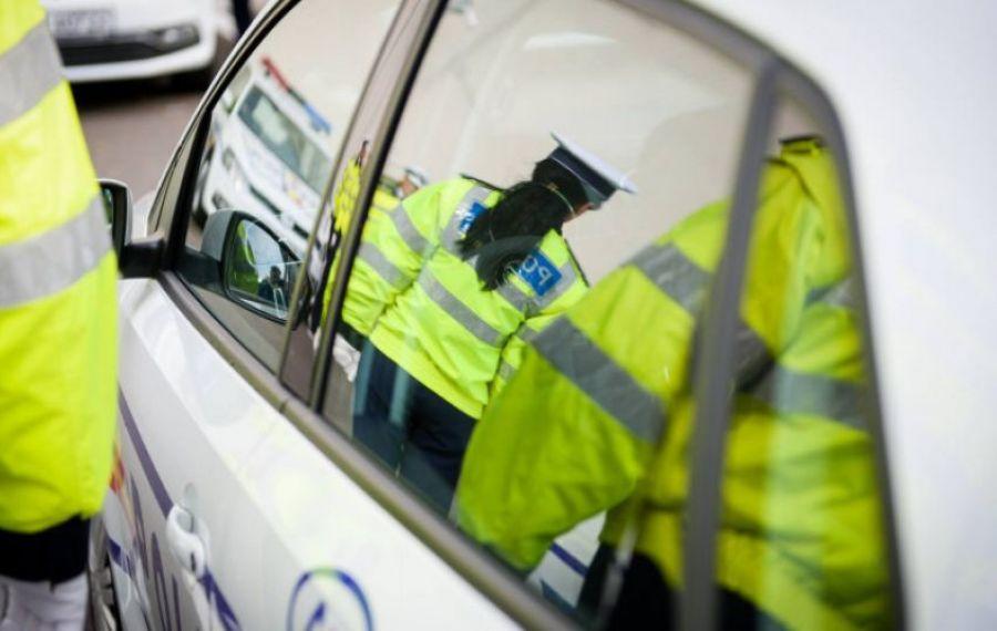 Cum i-a PĂCĂLIT pe polițiști un șofer din Botoșani