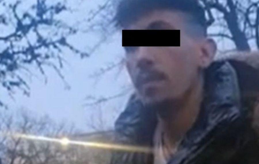 """Adolescentul snopit în BĂTAIE de jandarmi la Brăila: """"M-au dat cu capul de mașină, am 2 coaste rupte"""""""