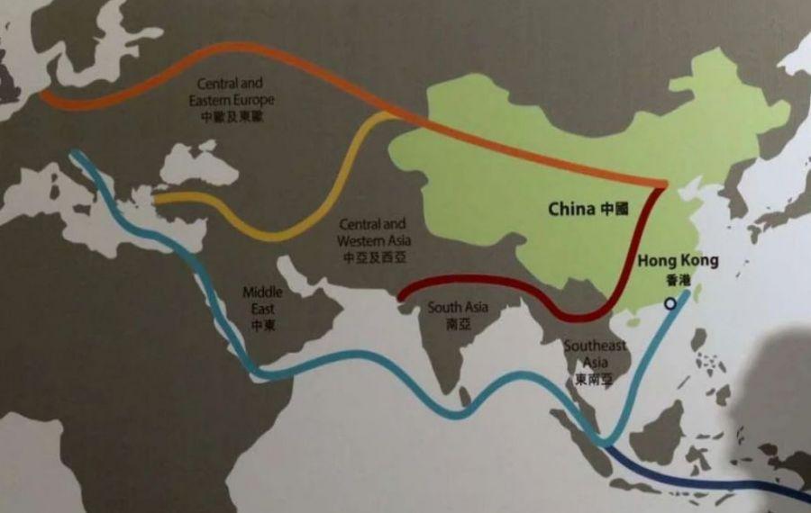 Inundațiile catastrofale din vestul Chinei ar putea amenința noul Drum al Mătăsii