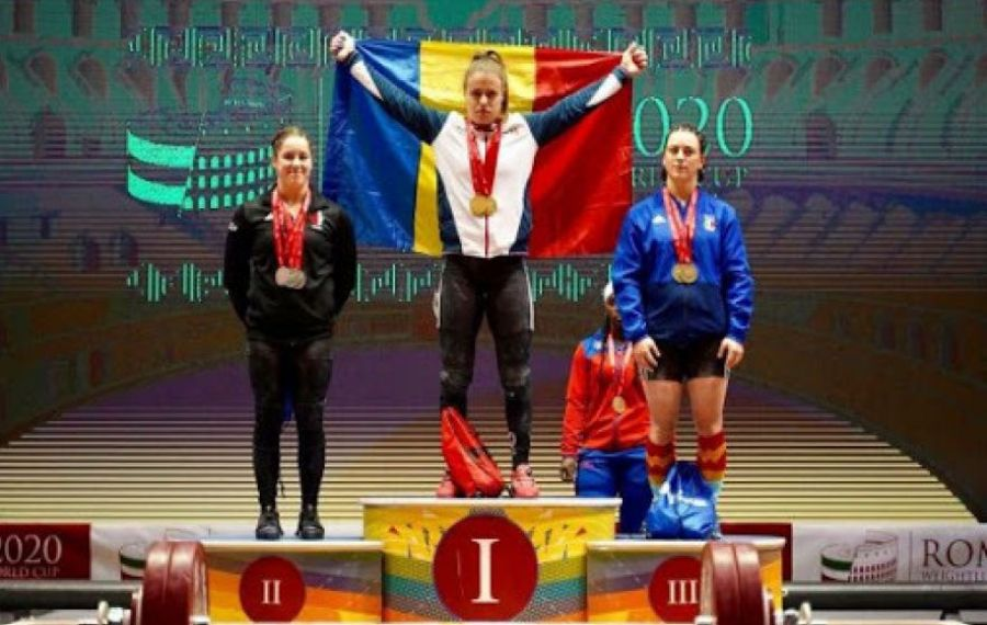 Alte două medalii pentru România la CE de haltere de la Moscova. Delegația tricoloră, bilanț impresionant