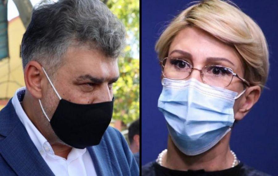 """PSD depune MOȚIUNE împotriva Ralucăi Turcan. Ministrul Muncii: """"Țara arde și baba se piaptănă!"""""""