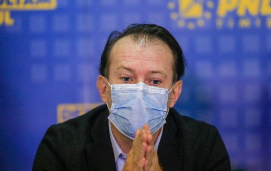 Premierul Florin Cîțu anunță cine preia Ministerul Sănătății
