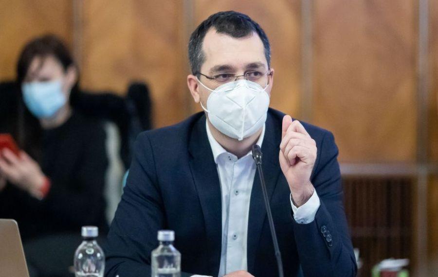 Vlad Voiculescu continuă DEZVĂLUIRILE. De unde apare diferența privind numărul de DECESE