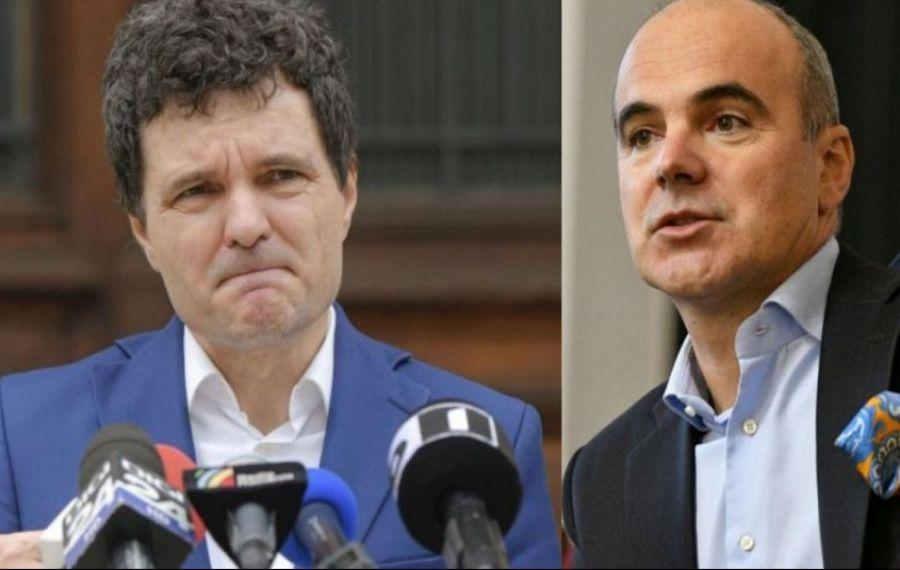 """Rareș Bogdan îl pune la PUNCT pe Nicușor Dan: """"Trebuie să învețe că nu mai e singur pe teren"""""""