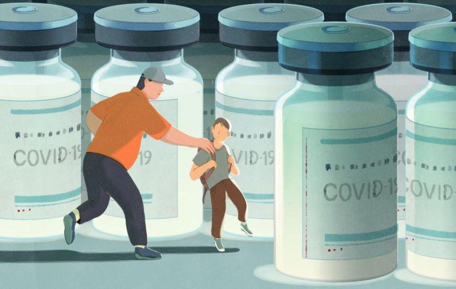 În SUA a început vaccinarea anti-covid a copiilor de 12-15 ani