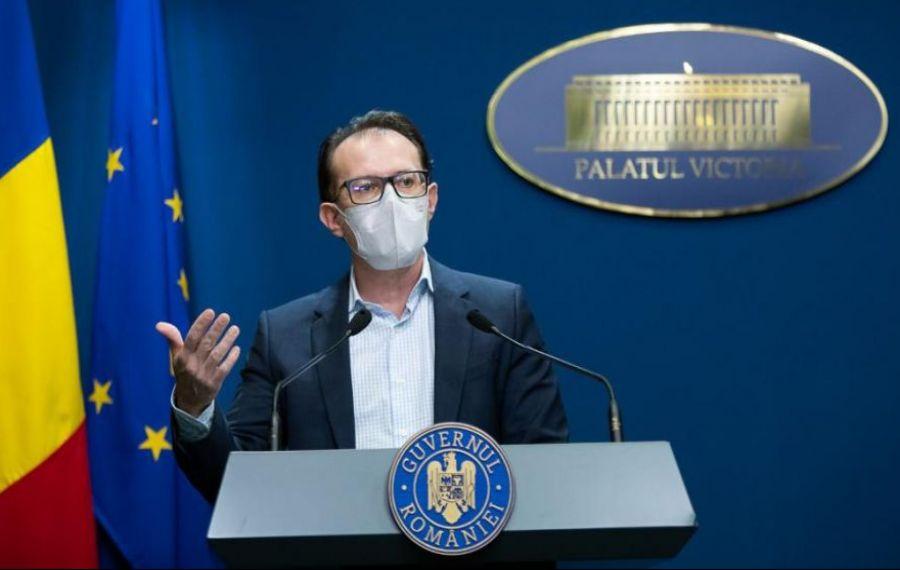 """Florin Cîțu: """"Dacă se oprește vaccinarea, ne întoarcem la RESTRICȚII"""""""