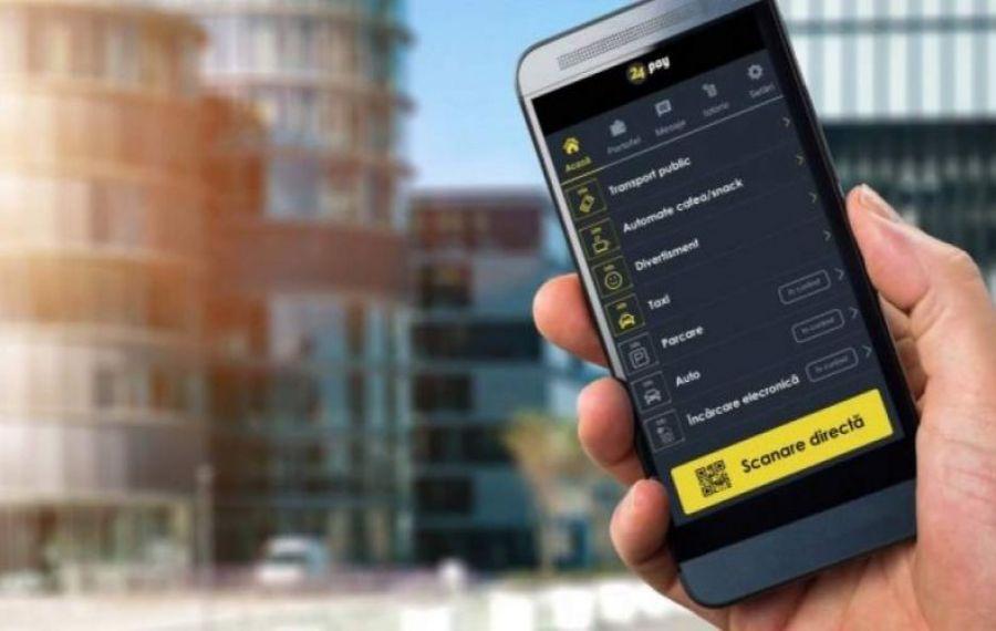 APLICAȚIE mobilă pentru plata transportului în comun