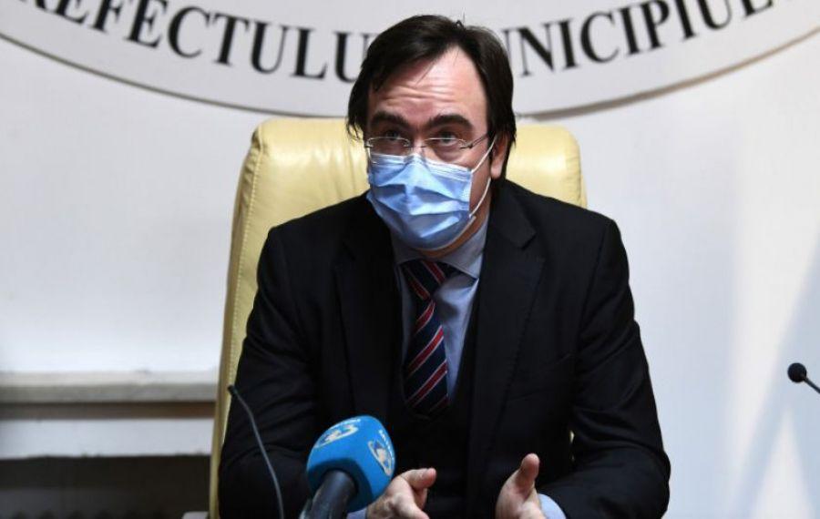 Noi probleme în Coaliție: Prefectul Capitalei: Nu-mi dau acordul pentru declararea stării de alertă