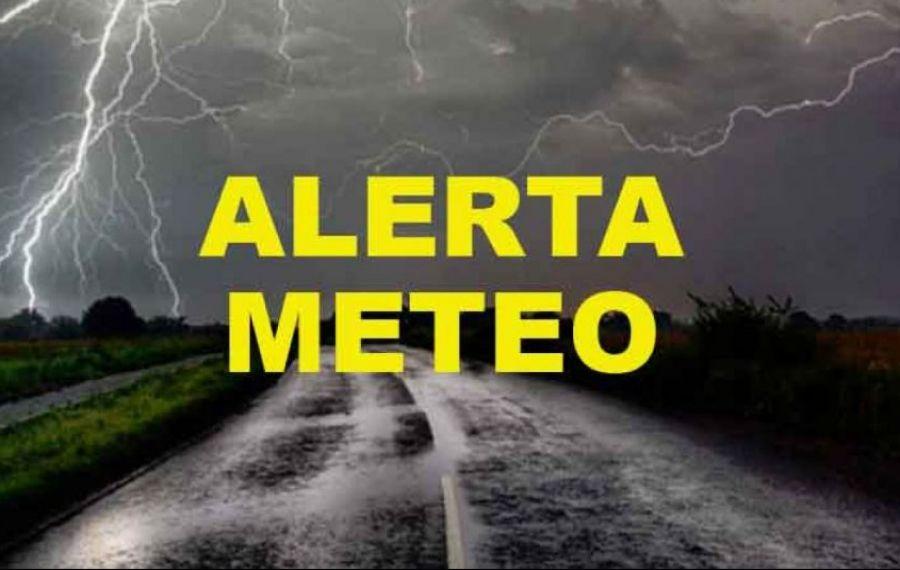 ANM, Alertă Meteo specială: Ploi torențiale până duminică seara