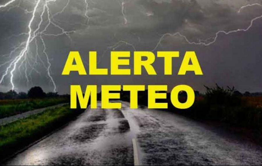 ANM, Alertă Meteo: Cod Galben de furtuni valabil în următoarele două zile